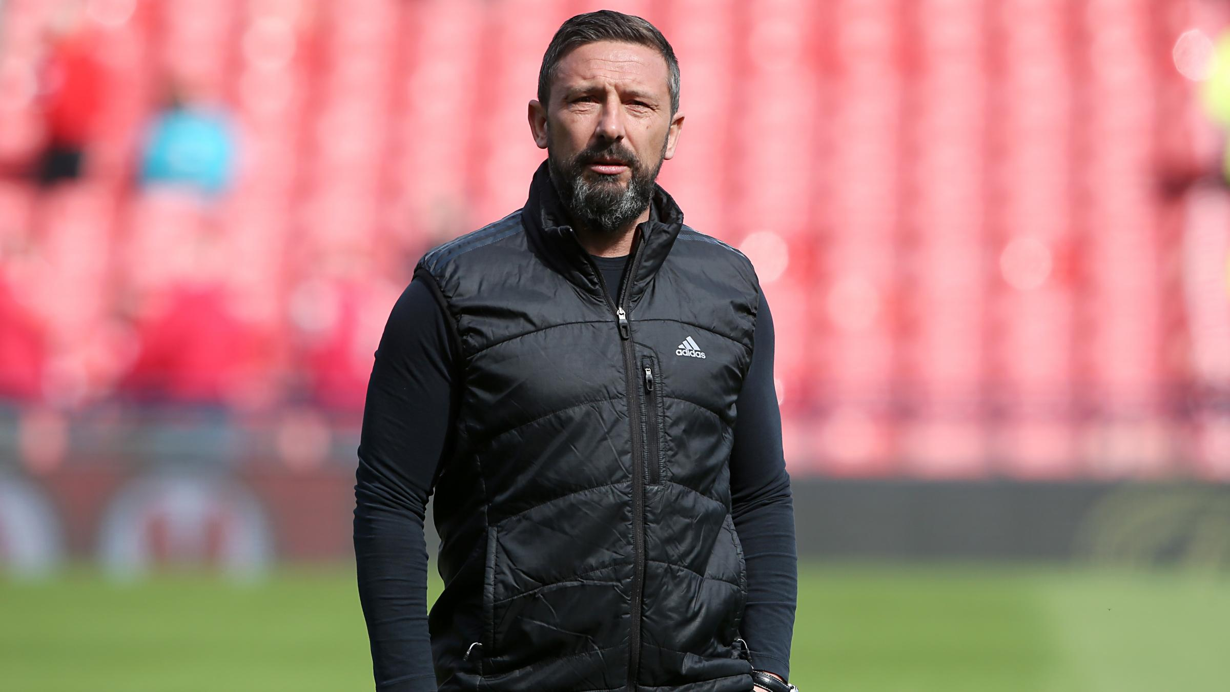 Derek McInnes turns down Sunderland job to stay with Aberdeen